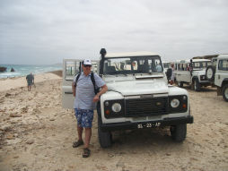 andy and landrover